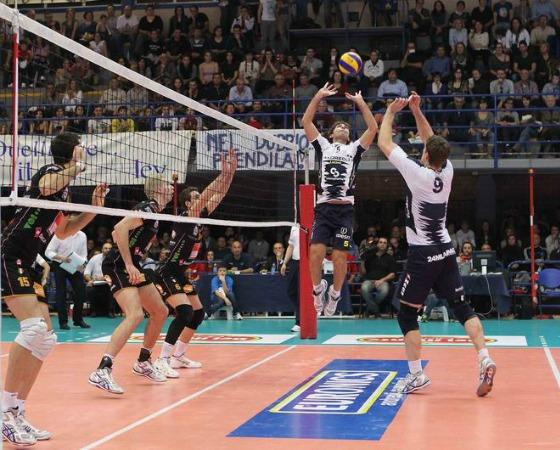 Volley A1, l'Andreoli ospita la Diatec Trentino