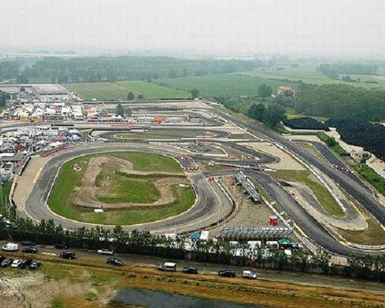 Circuito Internazionale Sagittario : Morte di romboni restano i sigilli al circuito il