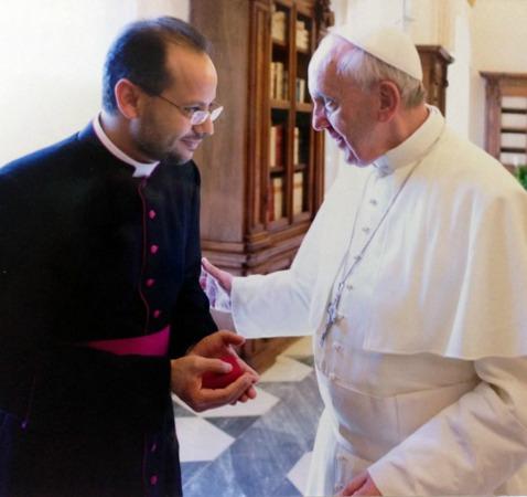 Da Papa Francesco Doni Speciali Per La Parrocchia Di Santa