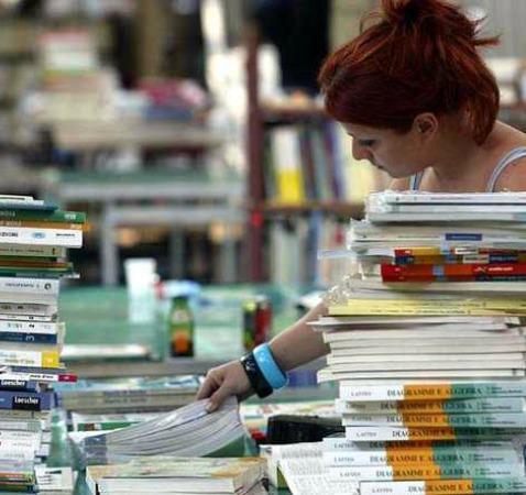 Libri scolastici usati a cori la raccolta per le famiglie for Libri usati scolastici