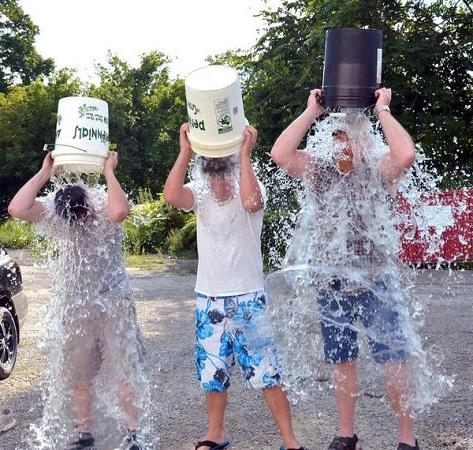 Ice Bucket Challenge, ecco i numeri dei gavettoni che ...