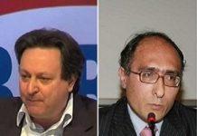 Claudio Fazzone, Enrico Tiero, Nicola Calandrini