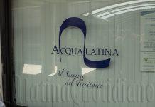 La sede di Acqualatina