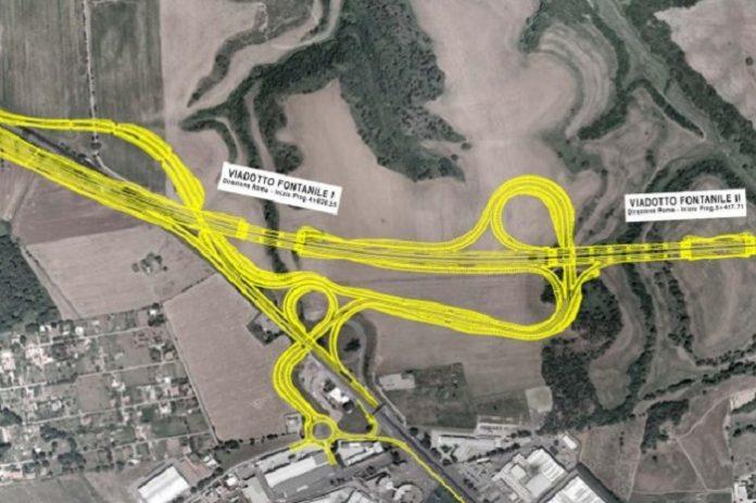 autostrada roma-latina