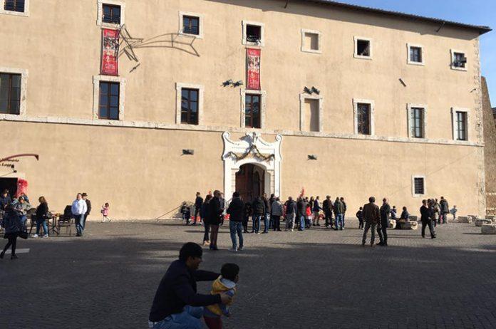 Palazzo Caetani Cisterna