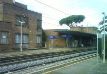 Stazione Latina Scalo