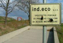 Borgo Montello discarica Indeco