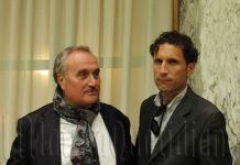 Marco Fuoco e Mauro Anzalone