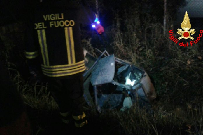 Incidente mortale Fondi