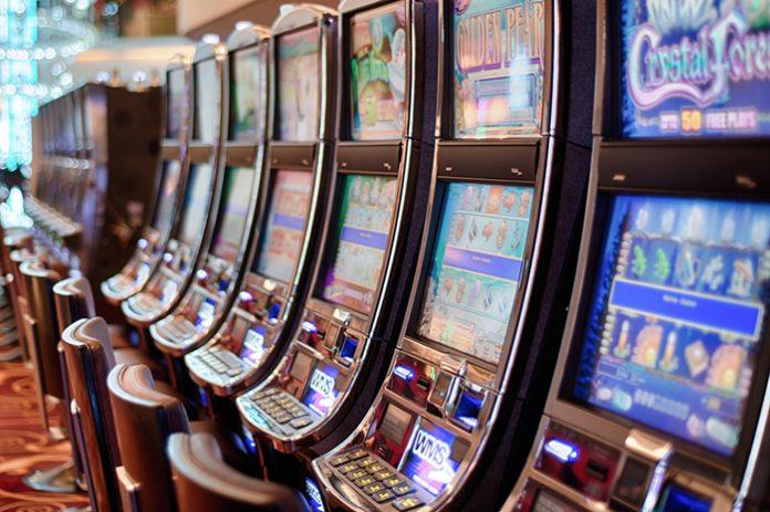Ordinanza slot machine torino
