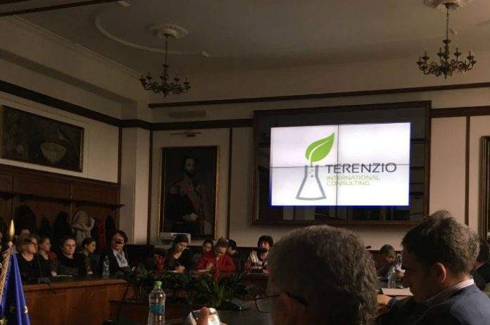 Conferenza Terenzio Bucarest