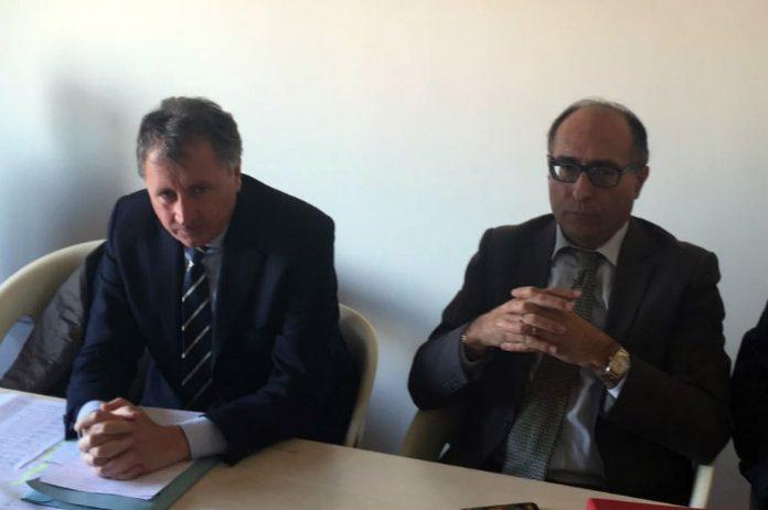 Nicola Calandrini e Enrico Tiero