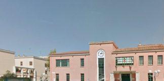scuola Piazza Dante Latina