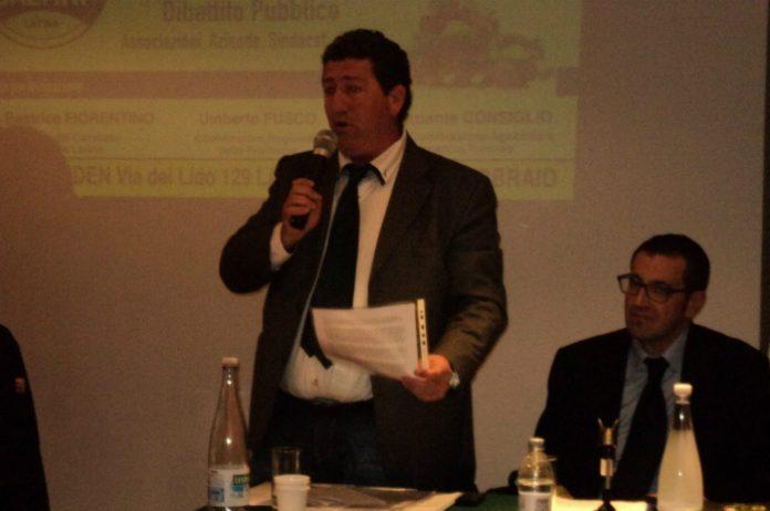 Presidente Aspal Stefano Giammatteo
