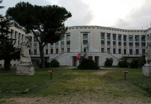 Palazzo M Latina