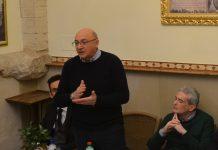 Pino Simeone e Alessandro Calvi