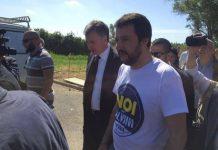 Nicola Calandrini e Matteo Salvini