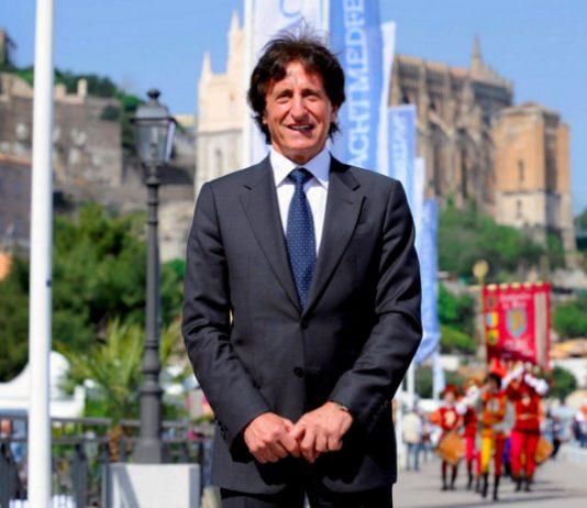 Vincenzo Zottola Yacht Med Festival