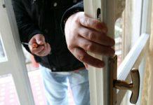 furto in casa