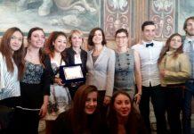 Boldrini studenti San Benedetto