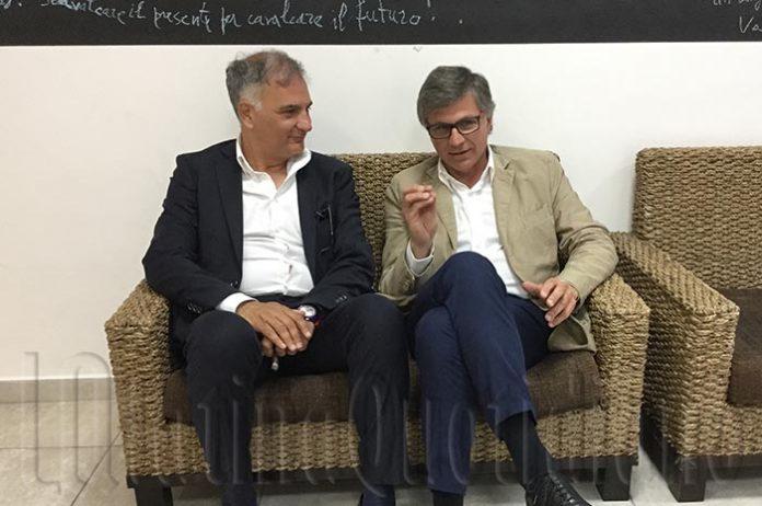 Enrico Forte e Francesco Miscioscia