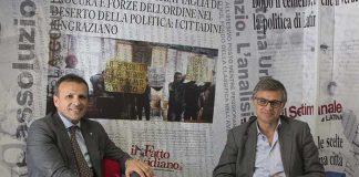 Davide Lemma e Francesco Miscioscia