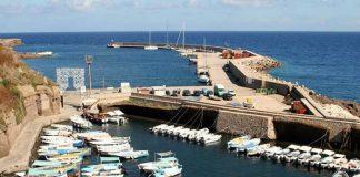 Il porto di Ventotene