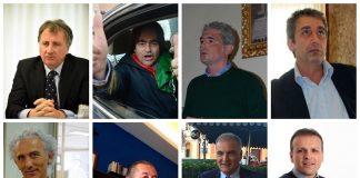 candidati sindaco elezioni Latina