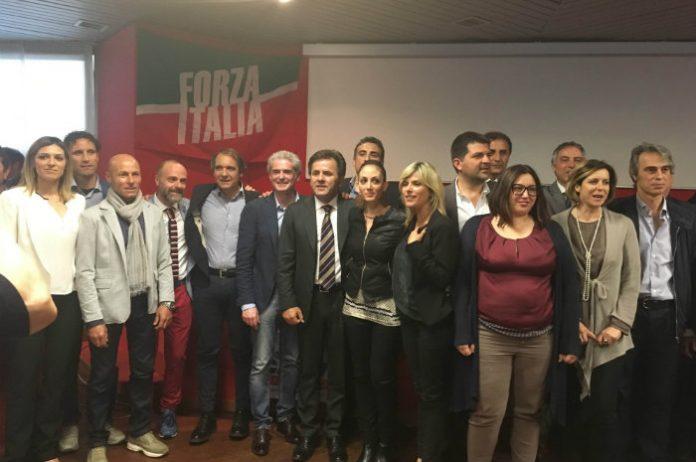 lista Forza Italia