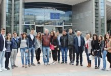 stage Bruxelles studenti Fondi