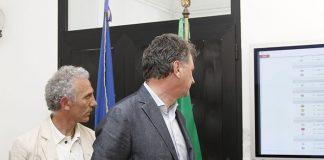 Damiano Coletta Nicola Calandrini