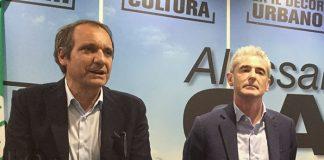 Giuseppe Di Rubbo e Alessandro Calvi