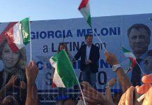 Giorgia Meloni Nicola Calandrini