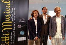 Alfredo Romano, Christian Papa e Damiano Coletta