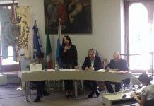 Anna Maria Bilancia, sindaco di Priverno