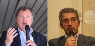 Nicola Calandrini e Gianni Chiarato