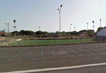 Il campo sportivo di via Salette a Sperlonga