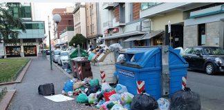 rifiuti Latina