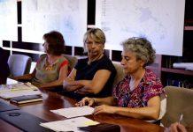 Antonella Galardo, Patrizia Ciccarelli, Laura Perazzotti