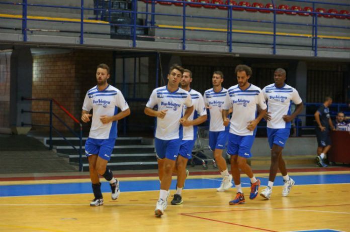 Top-Volley-allenamenti