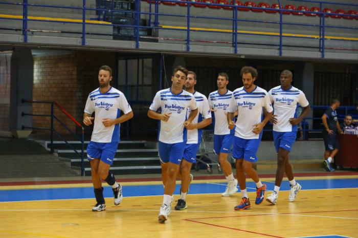 Top Volley Latina, allenamenti congiunto con l'Hydra, poi il torneo Zeus  prima del campionato - Latina Quotidiano