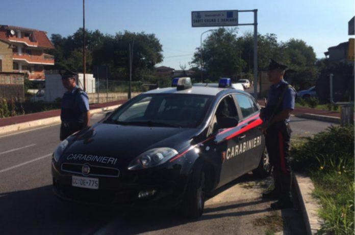 Carabinieri-SS-Cosma-Damiano