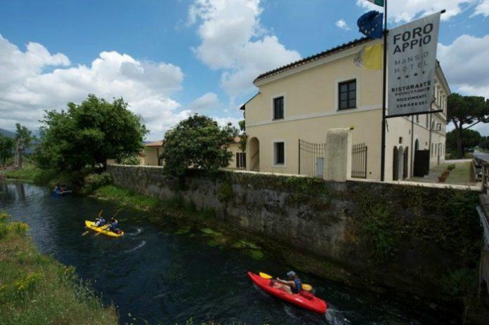 Borgo-Faiti-foro-appio-mansio-hotel