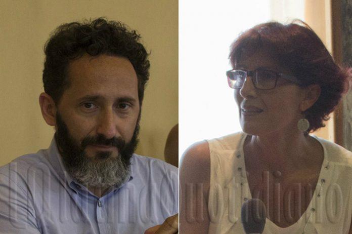 Dario Bellini e Nicoletta Zuliani
