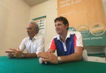 Damiano Coletta e Pietro Gava