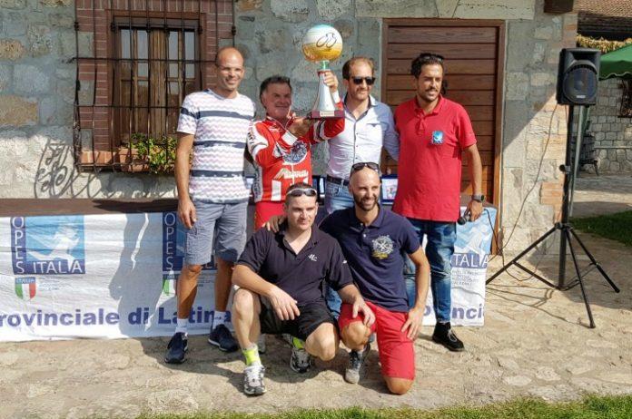 Giro dell'Agro Pontino vincitori 2016