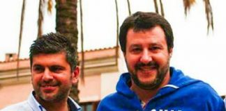 Francesco Zicchieri Matteo Salvini