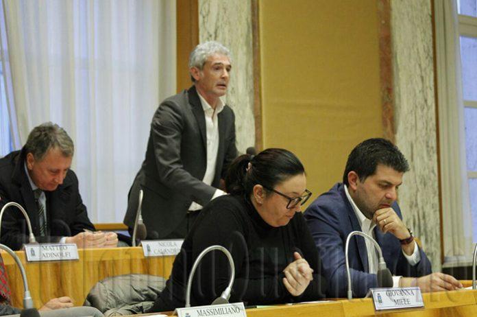 Nicola Calandrini, Alessandro Calvi, Giovanna Miele e Giorgio Ialongo