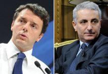 Matteo Renzi e Gaetano Quagliariello