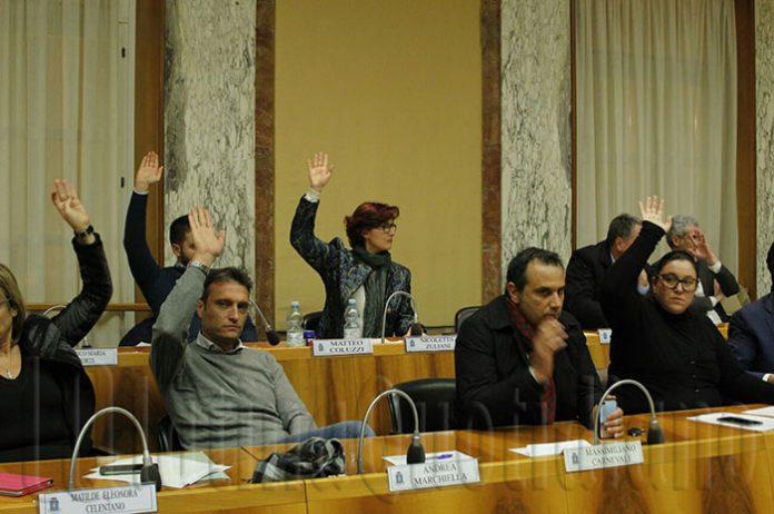 zuliani voto consiglio comunale